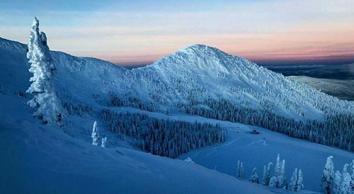 Milder temperatures in store for Big White today