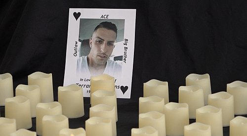 VIDEO: Candles shed light on opioid crisis