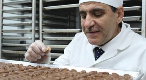 Syrian chocolatier to hire, mentor refugees: 'They come here to contribute'