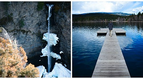 Chasing waterfalls: Day trip through Wells Gray Park