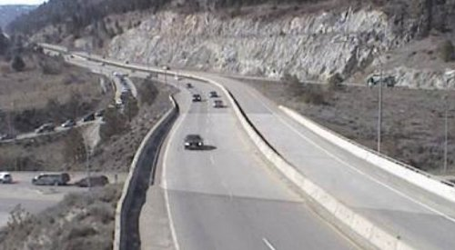 UPDATE: Hwy 97 fully reopened after crash north of Peachland