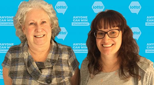 Mother and daughter from Salmon Arm, both hospital workers, win $500K lotto prize