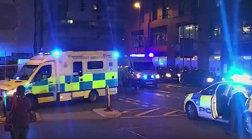 22 dead, 59 injured after terrorist attack at an Ariana Grande concert in Manchester
