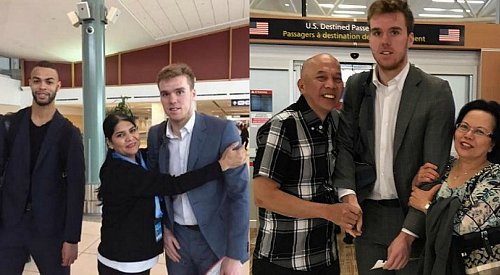 Connor McDavid now has all off-season to work on his photo taking abilities