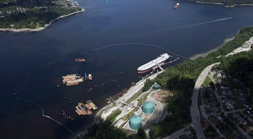 BC Court of Appeal concludes case on legislation that would affect Trans Mountain expansion
