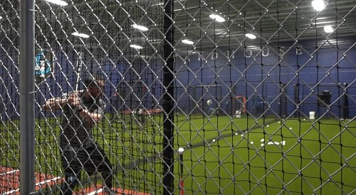 VIDEO: Indoor baseball training facility opens in Kelowna