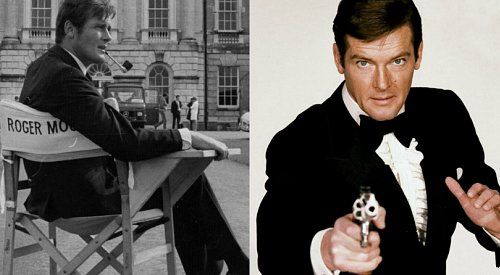 The longest-serving James Bond, Sir Roger Moore, has died at age 89