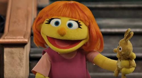 Sesame Street debuts autistic muppet