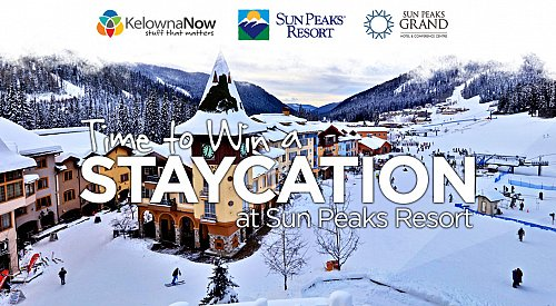 Closed - Contest Alert! Something for Everyone at Sun Peaks Resort