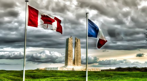 B.C. contributing funds to help create Centennial Park at Vimy Ridge site