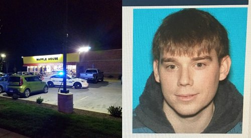 UPDATE: Police release more details on the gunman who killed 4 people at a Waffle House