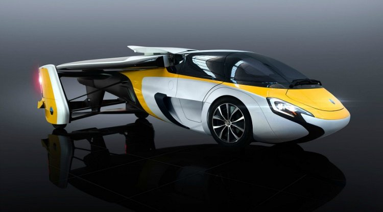 new release of carBe the first to order AeroMobils flying car
