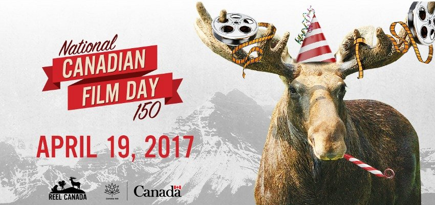 Free flicks for National Canadian Film Day