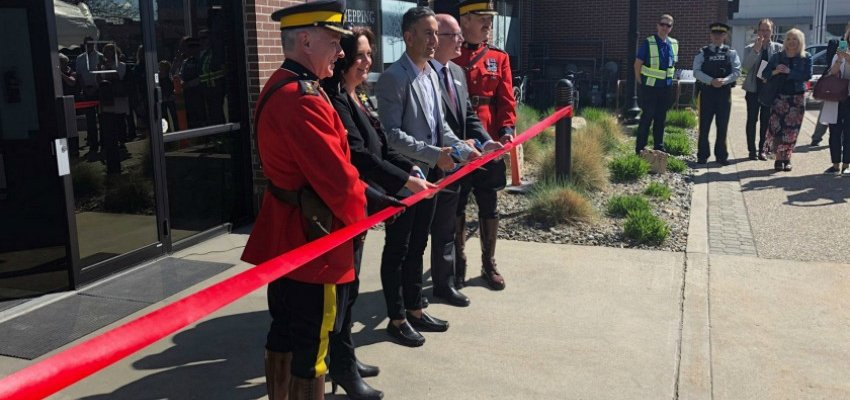 Construction underway on Kelowna's Child Advocacy Centre