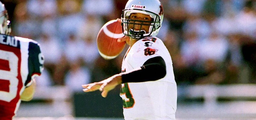 B.C. Lions great Damon Allen headlines tonight's inductees into the Canadian Sports Hall of Fame