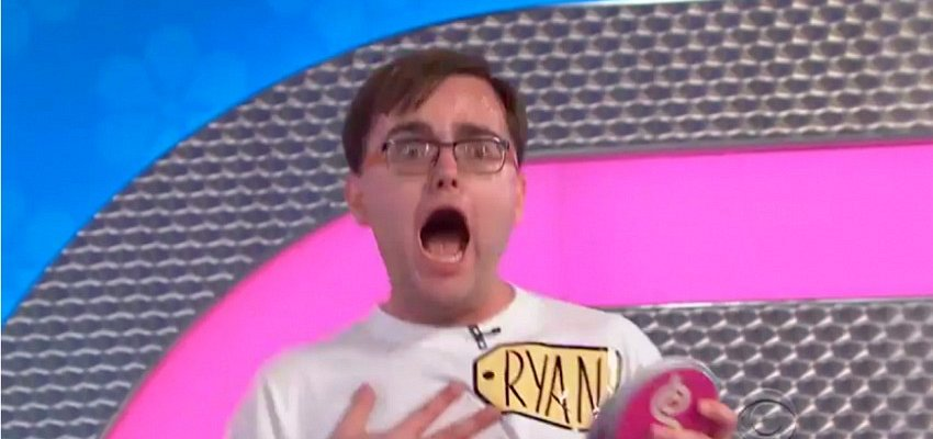 VIDEO: Guy breaks Plinko record on Price is Right, promptly loses his mind